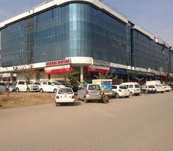 I-8-Plaza on Mir Chakar Road